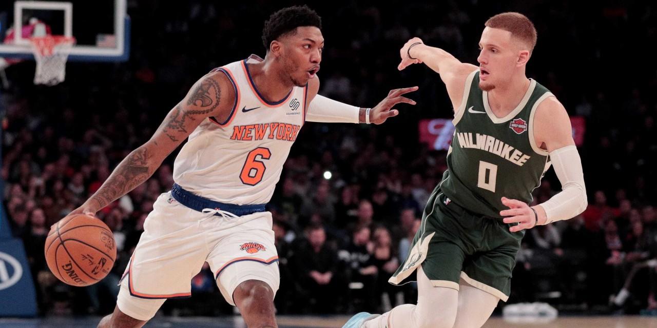 Bucks Trample Knicks in Landslide at the Garden