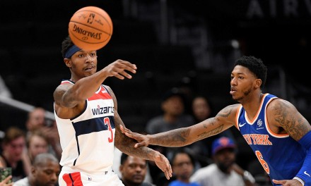 Knicks Look to Find Footing at Home Against Wizards