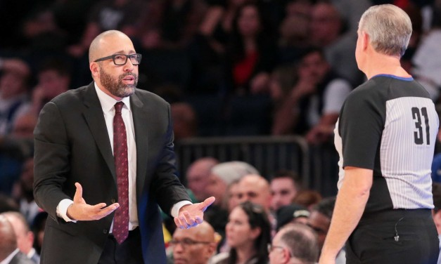 David Fizdale Shrugs Off Blame as Losses Mount Up for Knicks