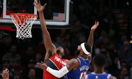 Knicks Can't Buy a Bucket, Lose to Melo, Blazers in Portland