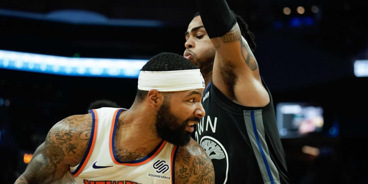 TKW Highlights: Marcus Morris, RJ Barrett Lead Knicks Past Warriors