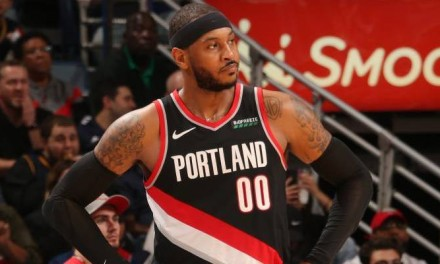 Knicks Travel Out West, Face Carmelo Anthony, Banged Up Blazers