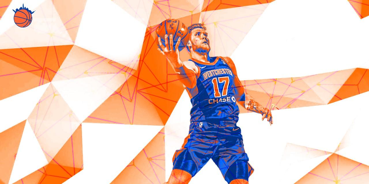 Knicks Like Dennis Smith Jr., Kevin Knox Could Use G League Stints