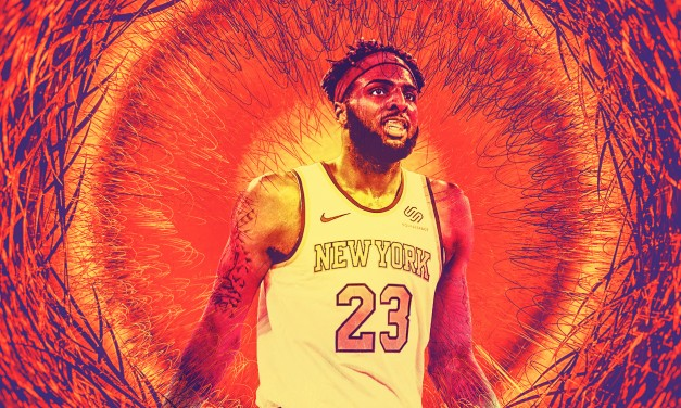 How the Knicks Can Break Mitchell Robinson's Struggles