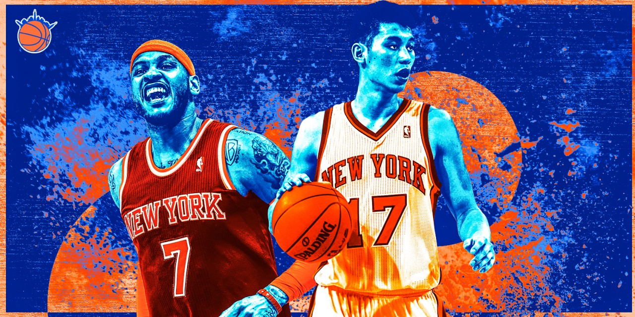 End of an Era: The Knicks Wall's Defining Moments of the Decade