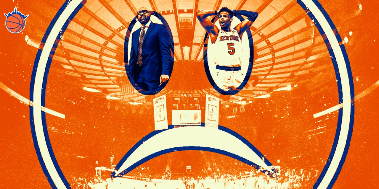 Let's Call It: The Knicks Have the Bleakest Outlook in the Whole League