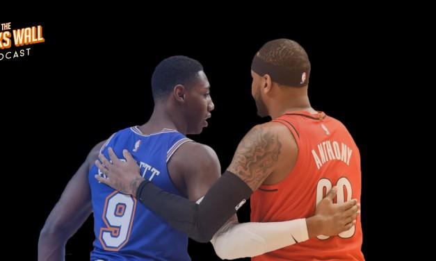 Podcast: Should the Knicks Retire Carmelo Anthony's Jersey?