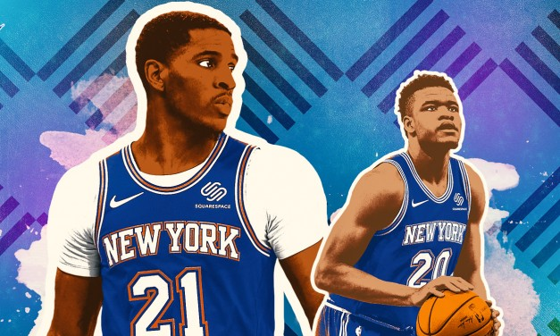 Which Knicks Novice Will Break the Charlie Ward Curse?