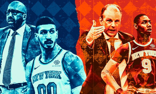 What Can the 2020 Knicks Learn From the Botched 2018–19 Season?