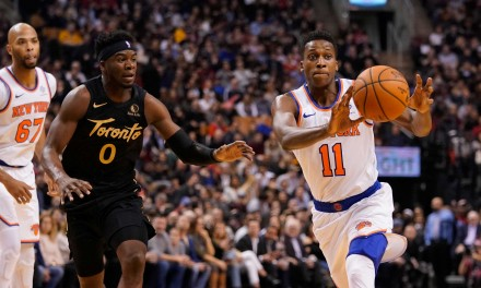 Knicks Look to Halt Raptors' Five-Game Winning Streak