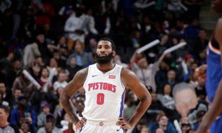 Knicks, Pistons Talk Trade Surrounding Center Andre Drummond