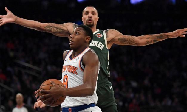 Knicks Travel to Milwaukee, Face Juggernaut Bucks Squad