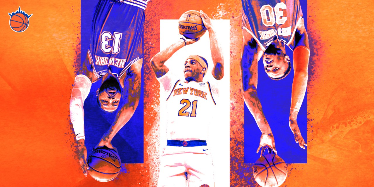 Why the Knicks Need More Three-Point Shooting
