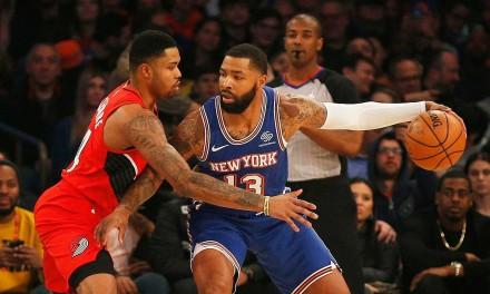 Knicks Open 2020 With Statement Win Over Blazers, Extend Streak to Three