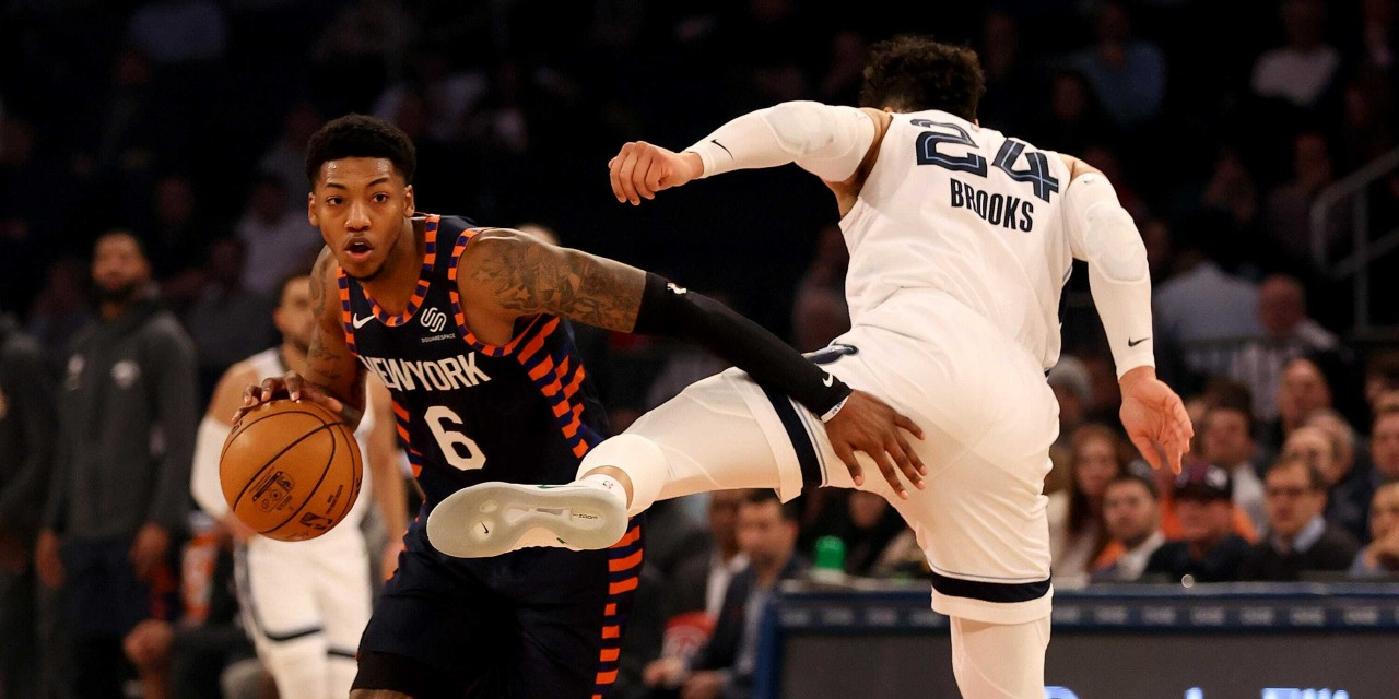 Elfrid Payton Suspended One Game, Marcus Morris Fined by NBA for Role in Knicks-Grizzlies Skirmish