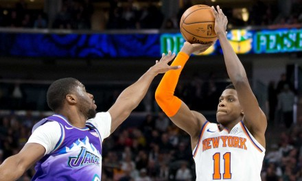 Jazz Send Knicks Home Packing on Defeating Road Trip