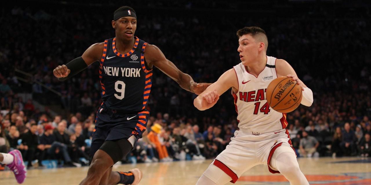Julius Randle Sparks Knicks Comeback Win Over Heat in Return