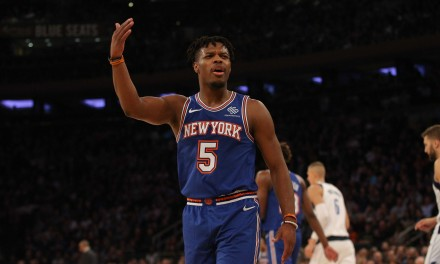 So … Has Dennis Smith Jr. Played His Last Game as a Knick?