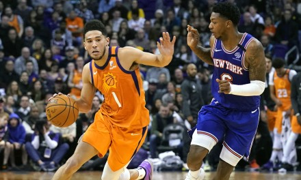 Knicks' Streak Snapped by Suns in Disappointing Road Loss