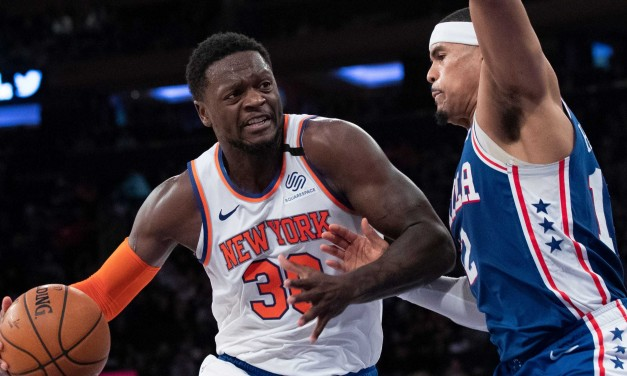 Knicks Throw Brutal Game Away in Final Moments to Sixers