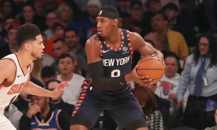 RJ Barrett Is Hurt. What's Next for the Knicks?