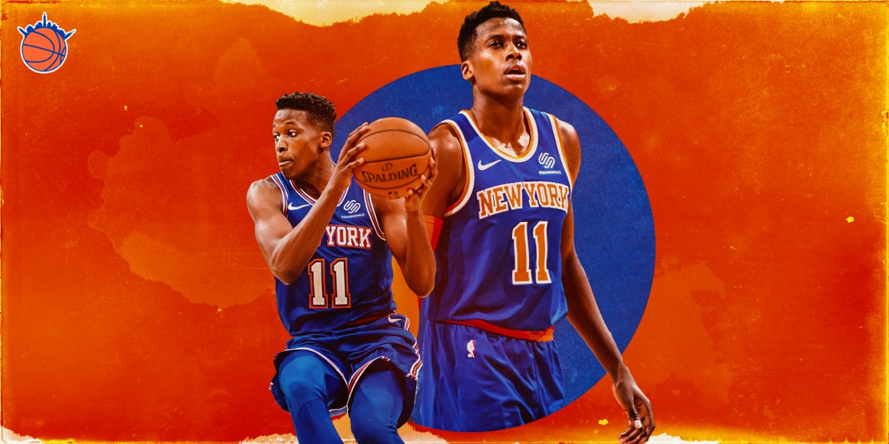 How Frank Ntilikina Is Changing His Offense