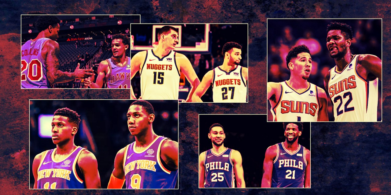 Young Cores and the Knicks: Midseason Analysis of NBA's Youthful Teams
