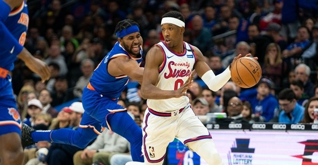 Knicks' Skid Stretches to Six in Sixers Shellacking