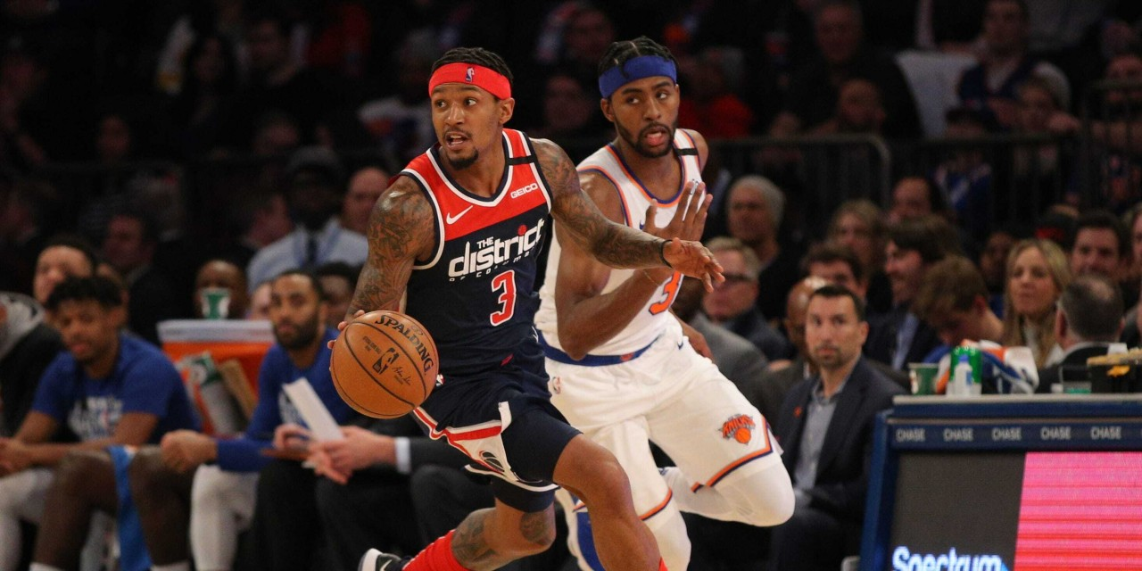 Knicks Fall Apart Against Wizards in Last Game Before Break