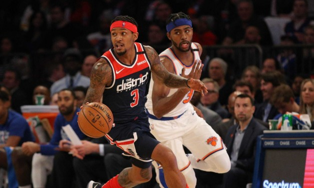 Knicks Fall Apart Against Wizards in Last Game Before Break