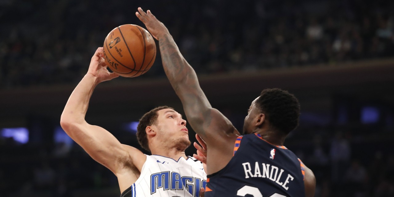 Knicks Beat Magic in Nail-Biter at Home for Third Straight Win