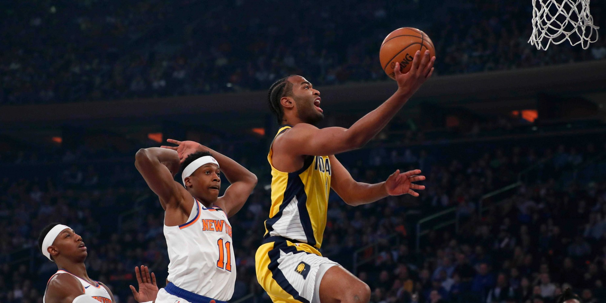 Knicks Come Out Flat After Break Against Pacers | The Knicks Wall