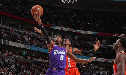 Knicks' RJ Barrett Shines Among Peers in 2020 Rising Stars Challenge