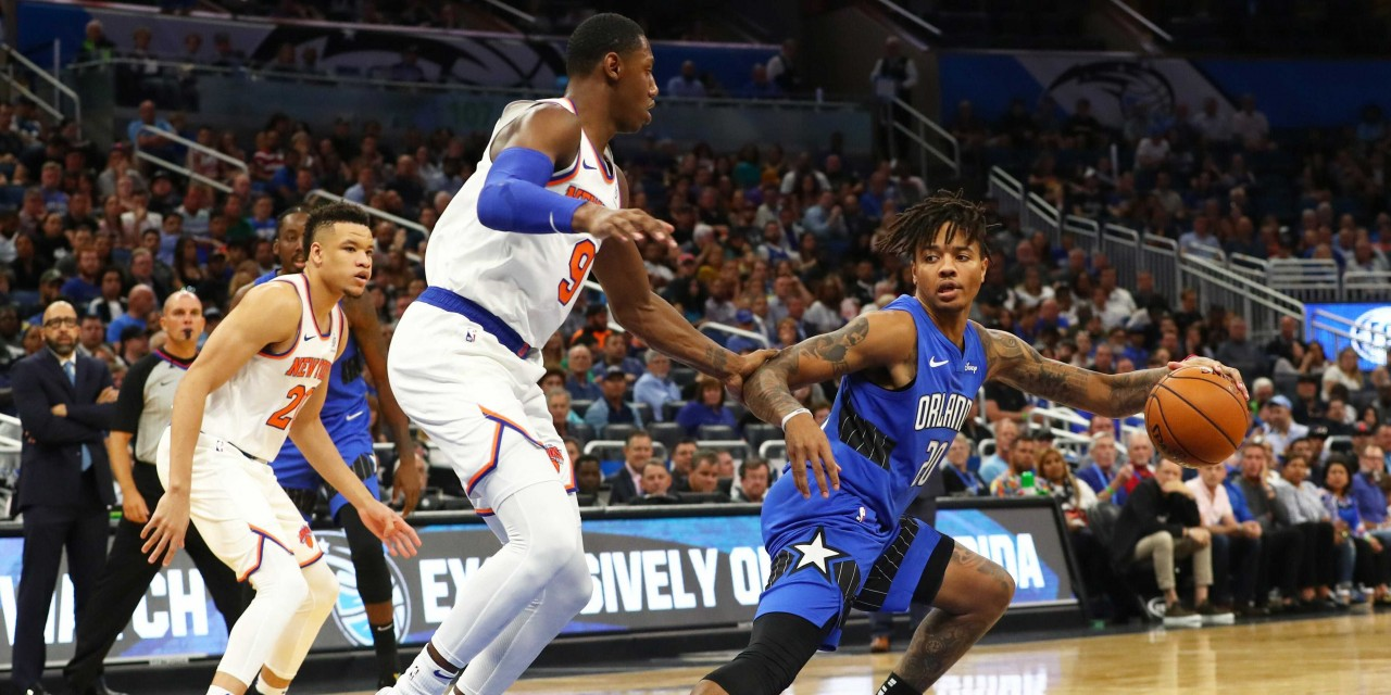 Knicks Host Magic in Pursuit of Three-Game Win Streak