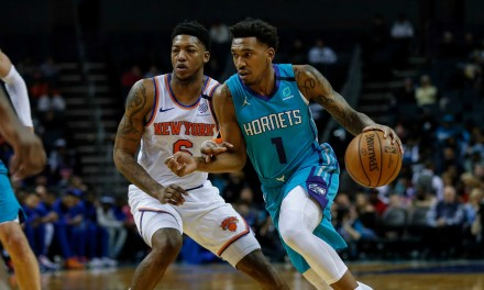Knicks Visit Hornets for First Night of Back to Back