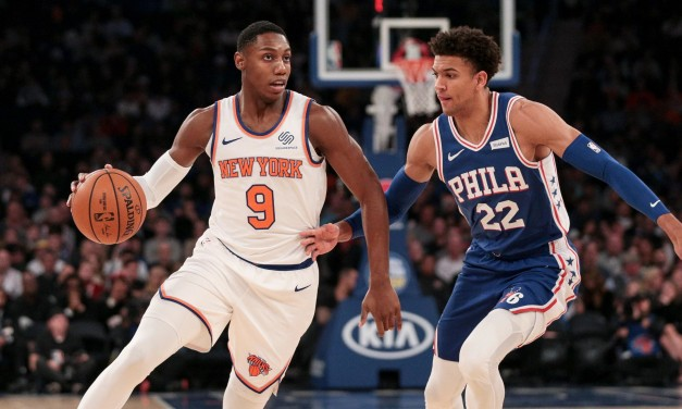 Knicks Head to Philly to Face an Embattled Sixers Team