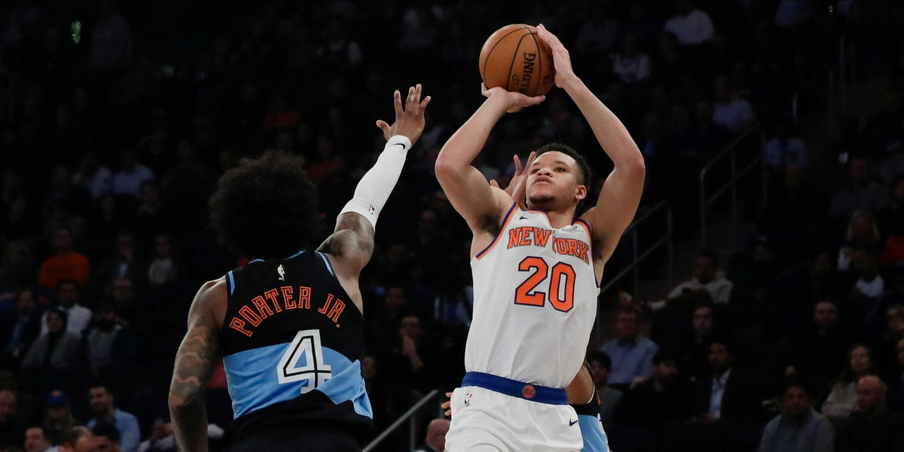Knicks Try for Back-to-Back Road Wins Against Cavaliers