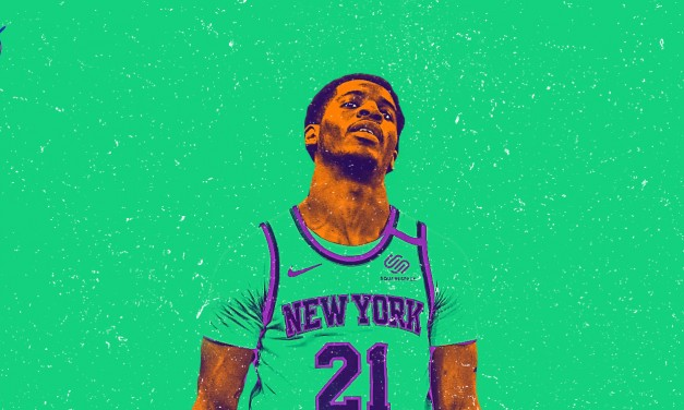 Are the Knicks Wasting Damyean Dotson?