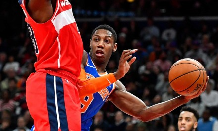 Knicks Return Home, Take on Wizards Before All-Star Break