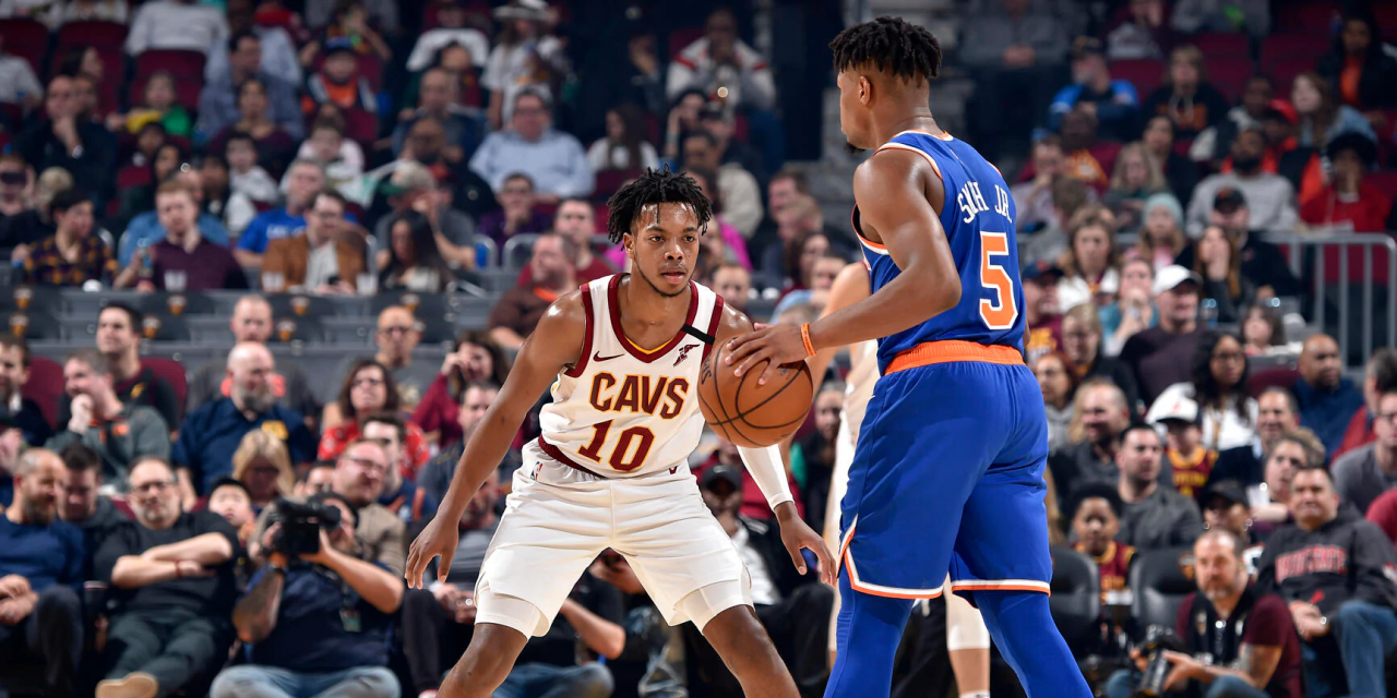 Morris, Payton Lead Knicks Past Cavs in Overtime Win