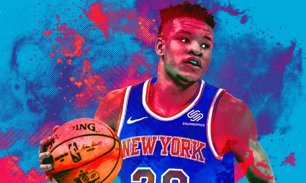 Can the Knicks Salvage Kevin Knox's Nightmare Season?