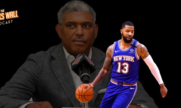 Podcast: The New York Knicks Fire Steve Mills
