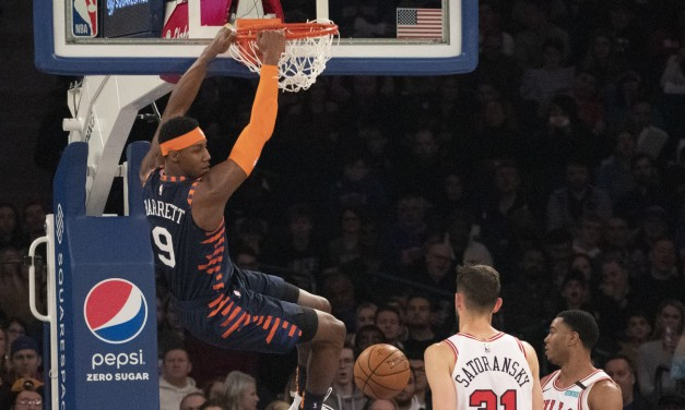 Knicks Take Care of Business Against Bulls, Snapping Six-Game Losing Streak