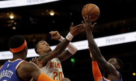 Knicks Knock Off Hawks in Last(?) Game of the Season