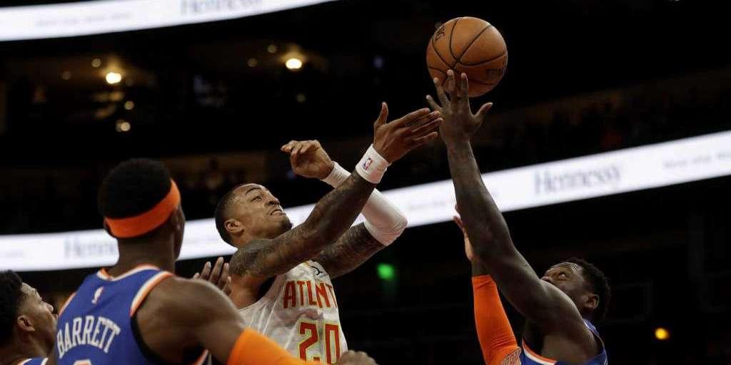 Knicks Knock Off Hawks in Last(?) Game of the Season
