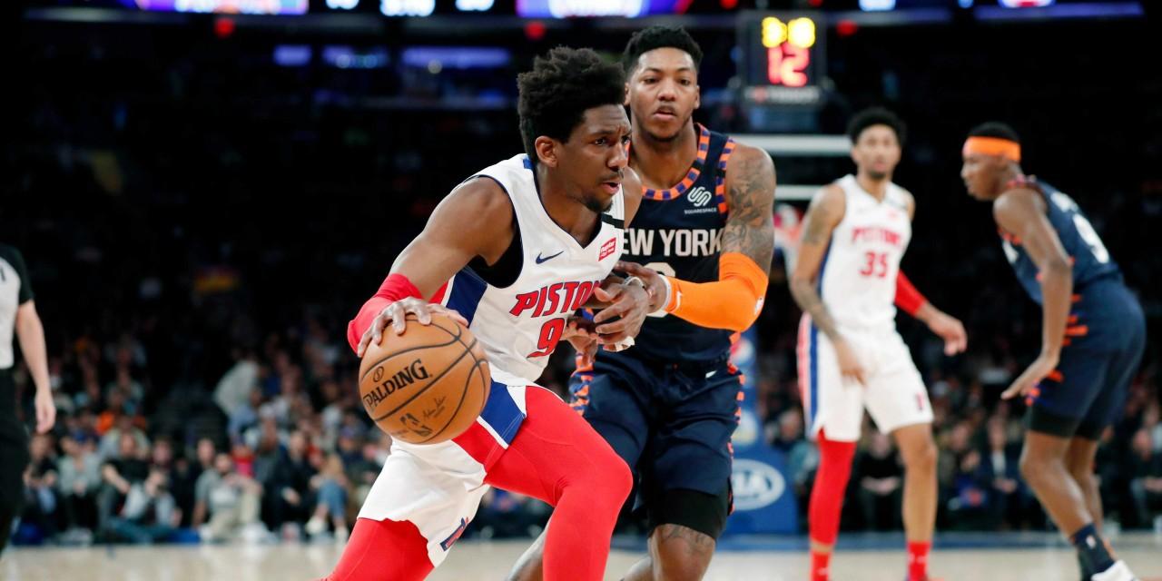 Defense Dominates the Night as Knicks Stifle Pistons