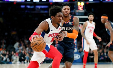 Defense Dominates the Night as Knicks Stifle Pistons