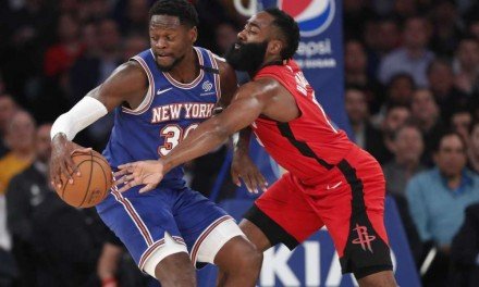 Knicks Stun Rockets at Home in Youth-Driven Win