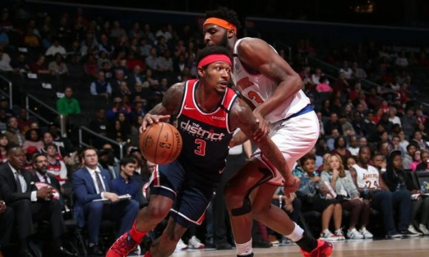 Wizards Drop Knicks on Frank Ntilikina's Career Night
