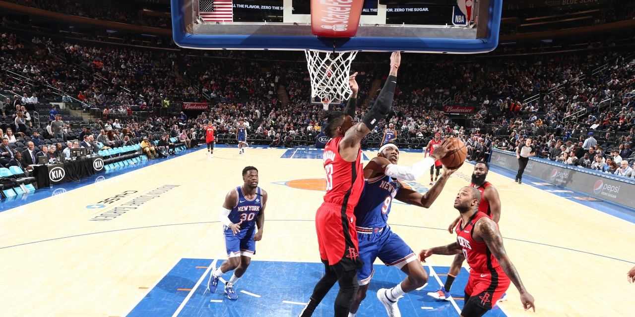 TKW Highlights: RJ Barrett Leads Knicks Past Rockets at Home